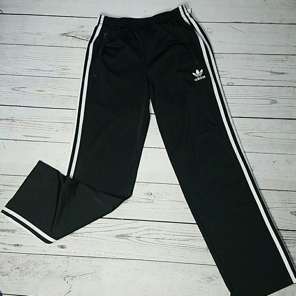 c8967f6991e adidas Pants - ADIDAS Trefoil track pants 3 stripes youth size L